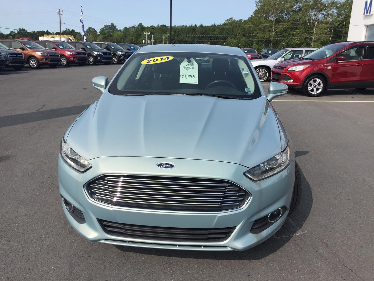 2014 ford fusion for sale in bridgewater. Black Bedroom Furniture Sets. Home Design Ideas