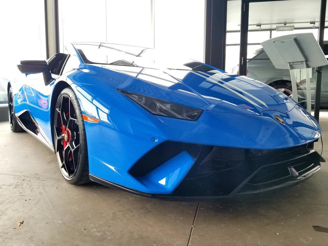 2018 Lamborghini Huracan For Sale In Waterloo