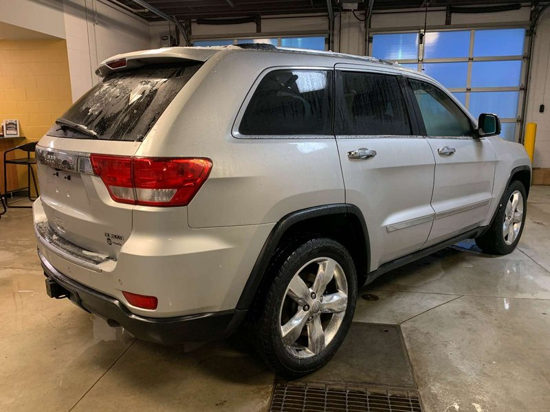 2012 Jeep Grand Cherokee for sale in Edmonton, Alberta