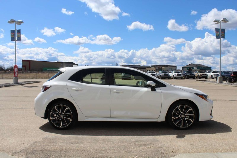 2019 Toyota Corolla Hatchback for sale in Drayton Valley, Alberta