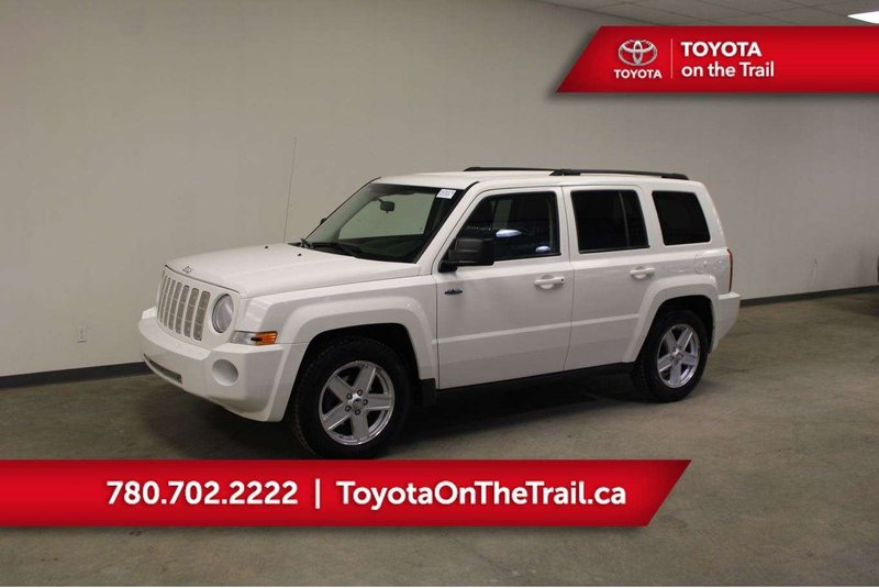 White 2010 Jeep Patriot Sport for sale in Edmonton, Alberta