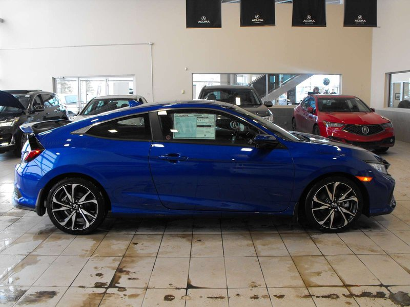 2019 Honda Civic Si Coupe for sale in Red Deer, Alberta