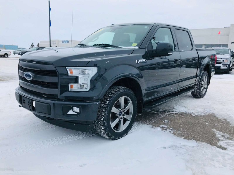 2017 Ford F-150 for sale in Bonnyville, Alberta