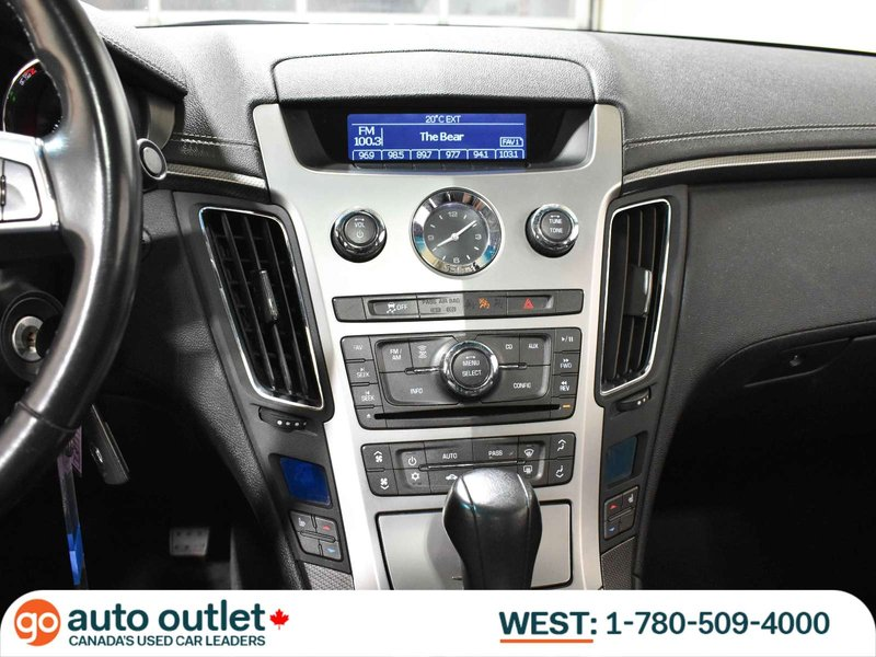2011 Cadillac CTS Sedan for sale in Edmonton, Alberta