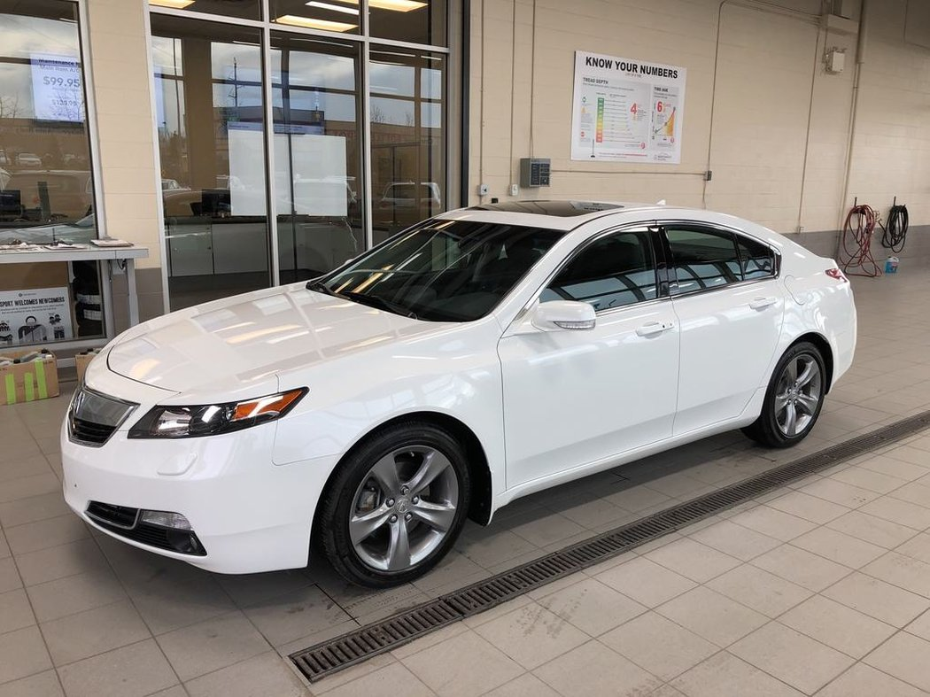 Acura Tl For Sale >> 2014 Acura Tl For Sale In Calgary