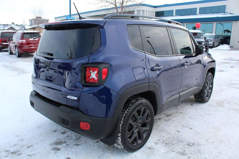 2017 Jeep Renegade for sale in Edmonton, Alberta