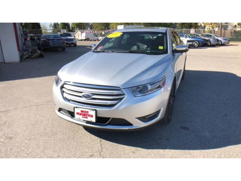 2017 Ford Taurus for sale in Winnipeg, Manitoba