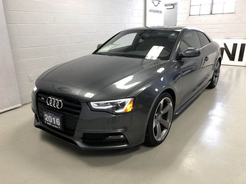 2016 Audi S5 for sale in London, Ontario