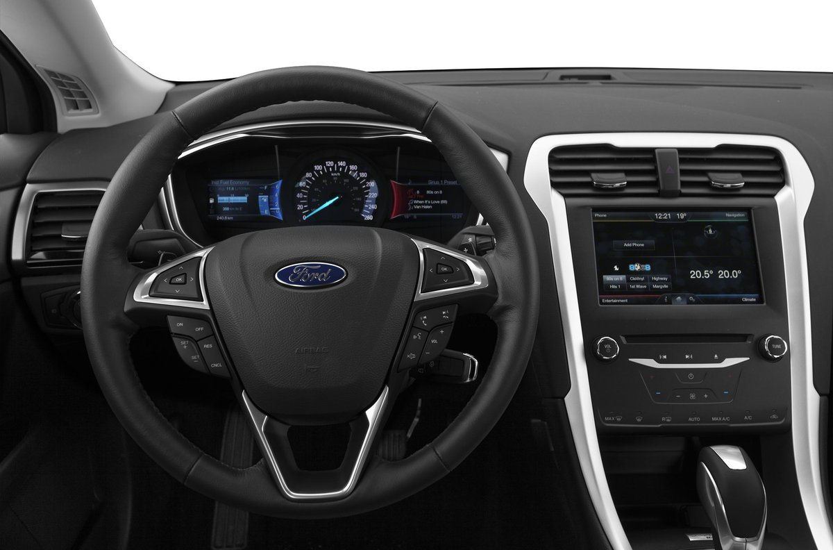 2015 Ford Fusion for sale in Prince George, British Columbia