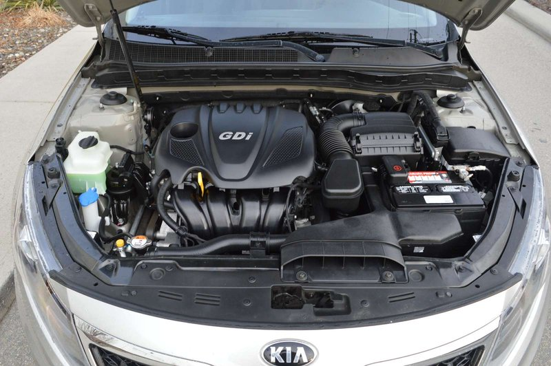 2013 Kia Optima for sale in Kamloops, British Columbia