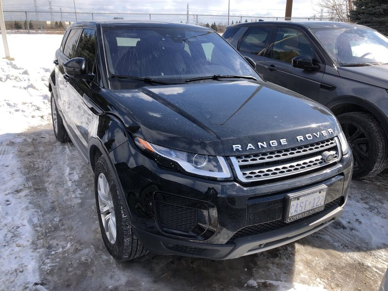 2018 Land Rover Range Rover Evoque for sale in Woodbridge, Ontario