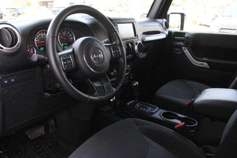 2018 Jeep Wrangler Unlimited for sale in Kamloops, British Columbia