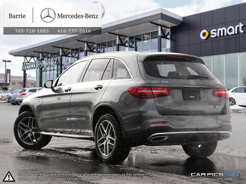 2017 Mercedes-Benz GLC for sale in Innisfil, Ontario