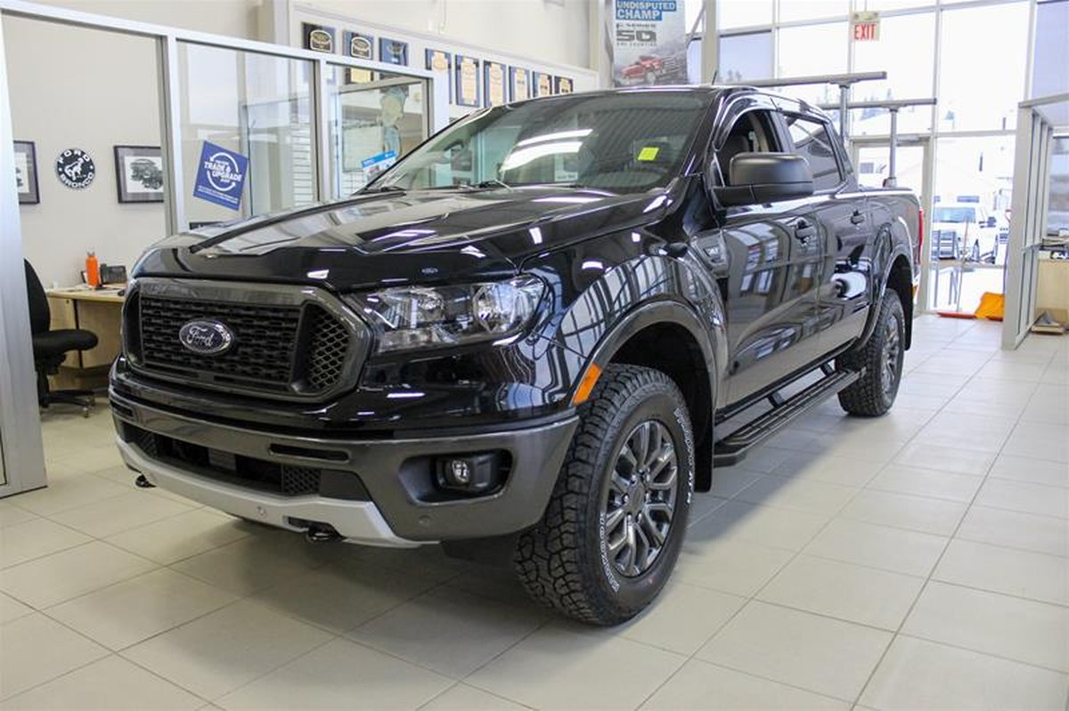 2020 Ford Ranger For Sale In Hinton