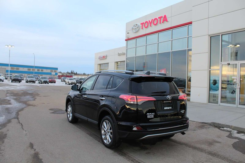 2018 Toyota RAV4 for sale in Drayton Valley, Alberta