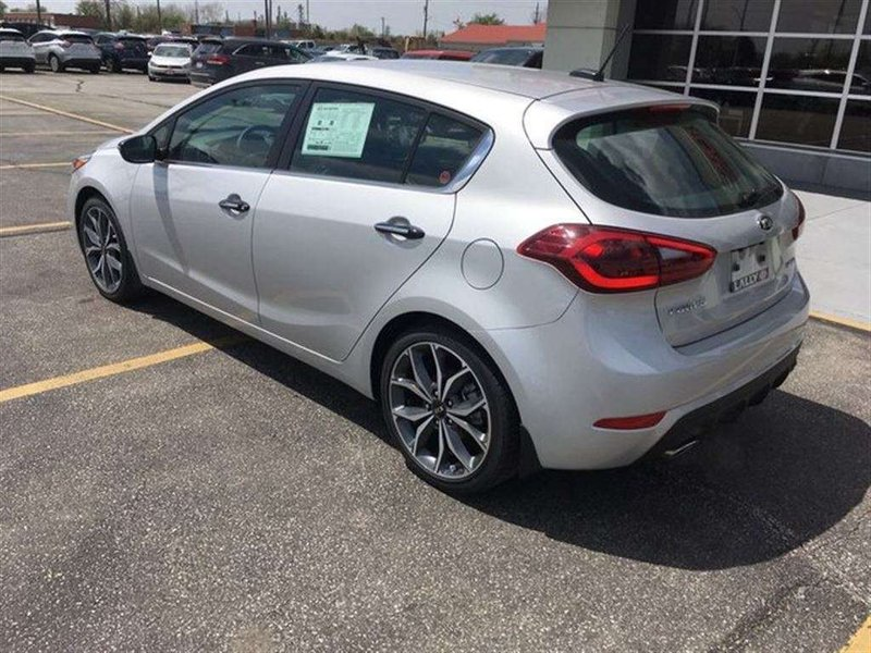 2017 Kia Forte 5-Door for sale in Chatham, Ontario
