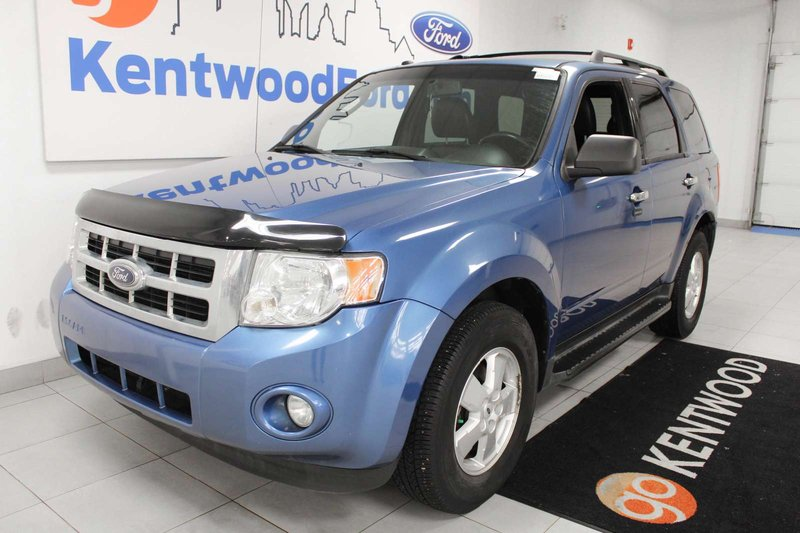 Blue 2009 Ford Escape XLT for sale in Edmonton, Alberta