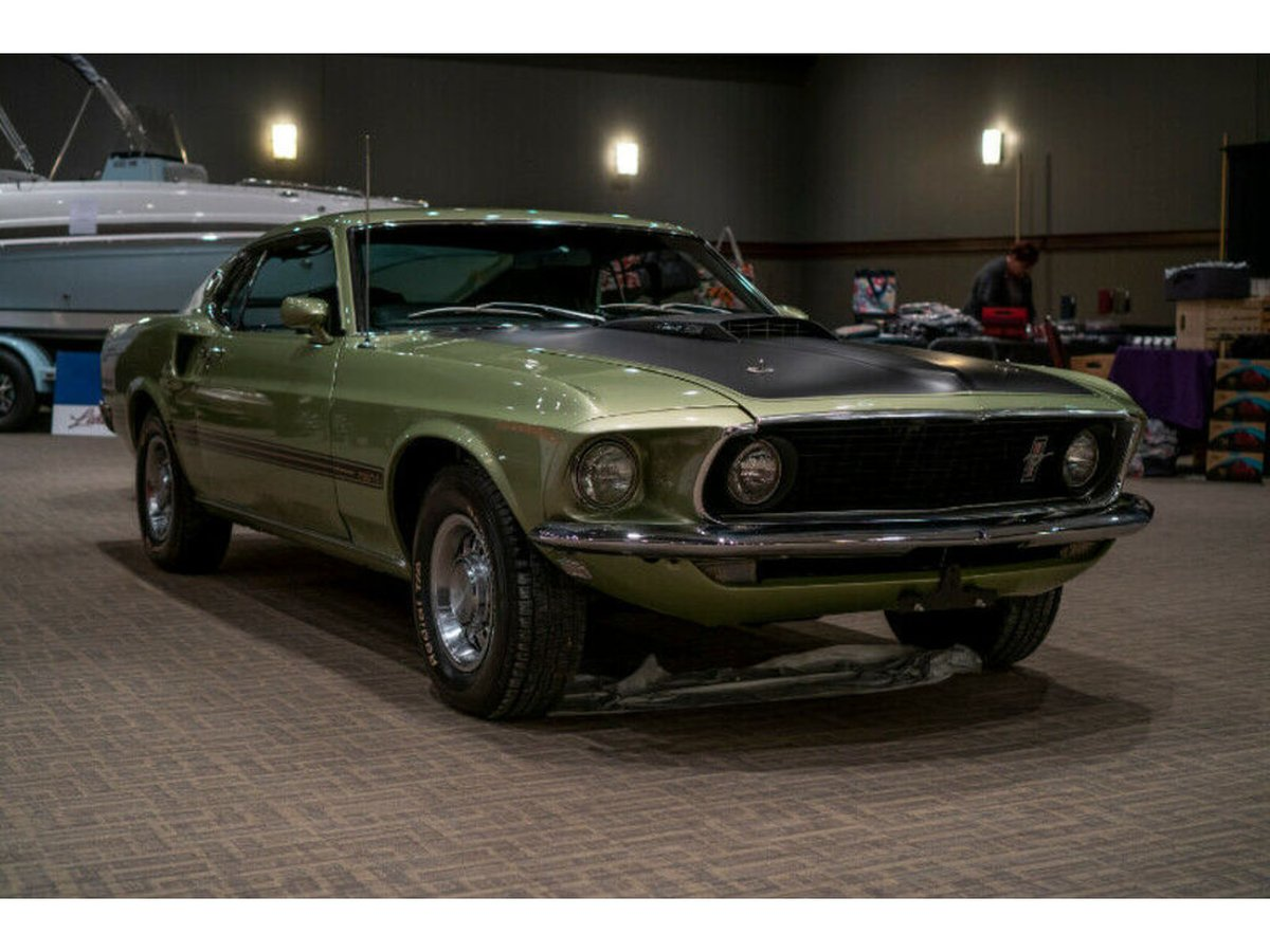 Mustang For Sale Ontario >> 1969 Ford Mustang For Sale In Tilbury