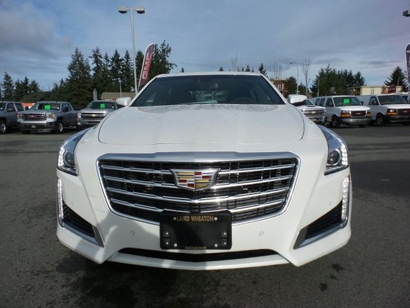 2018 Cadillac CTS Sedan for sale in Nanaimo, British Columbia