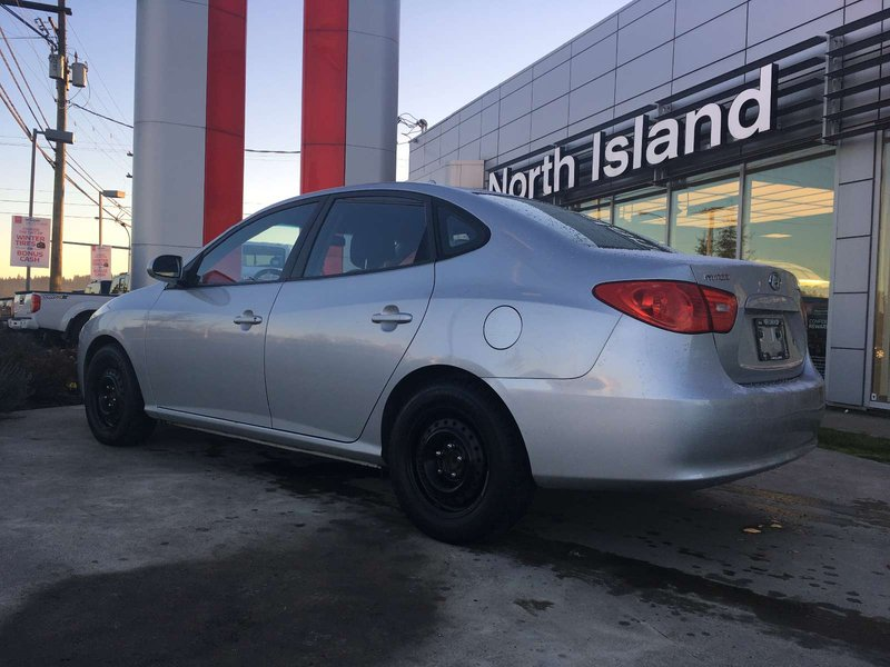 2007 Hyundai Elantra for sale in Campbell River, British Columbia