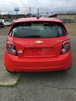 2016 Chevrolet Sonic for sale in Campbell River, British Columbia