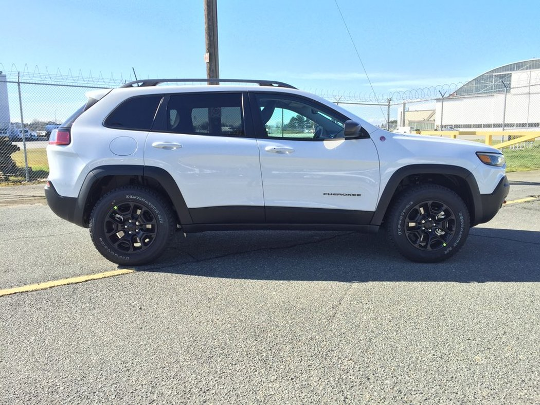 2019 Jeep Cherokee for sale in Richmond