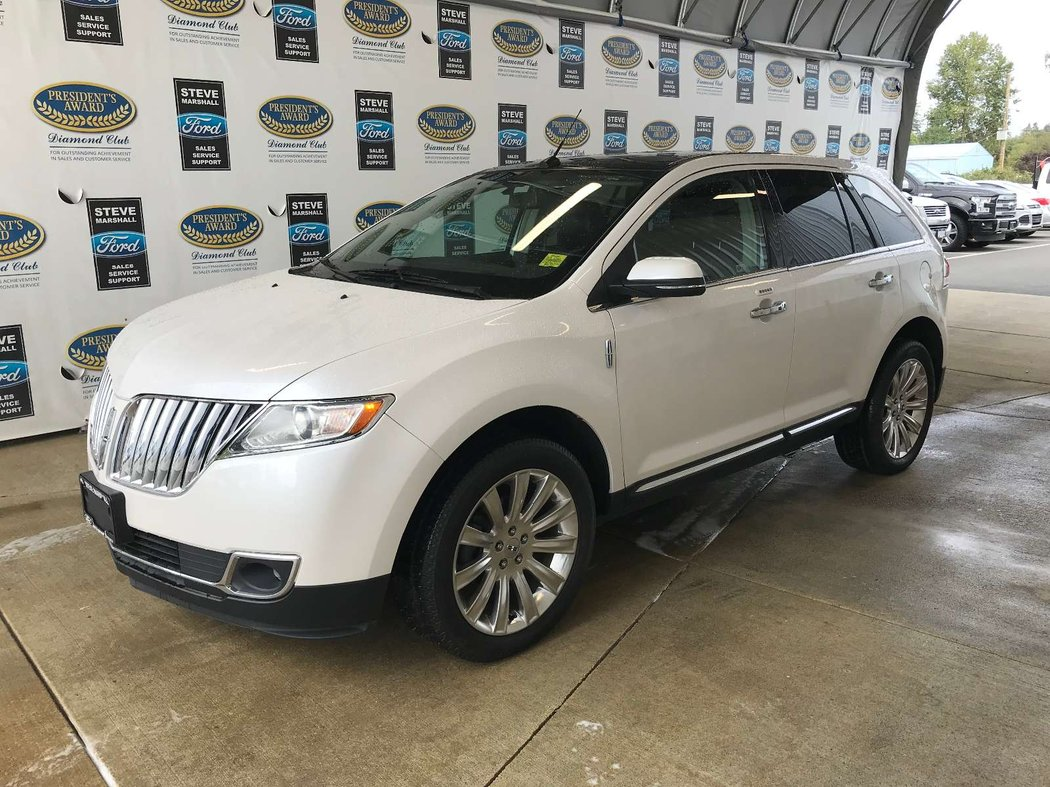 2014 Lincoln Mkx For Sale In Campbell River