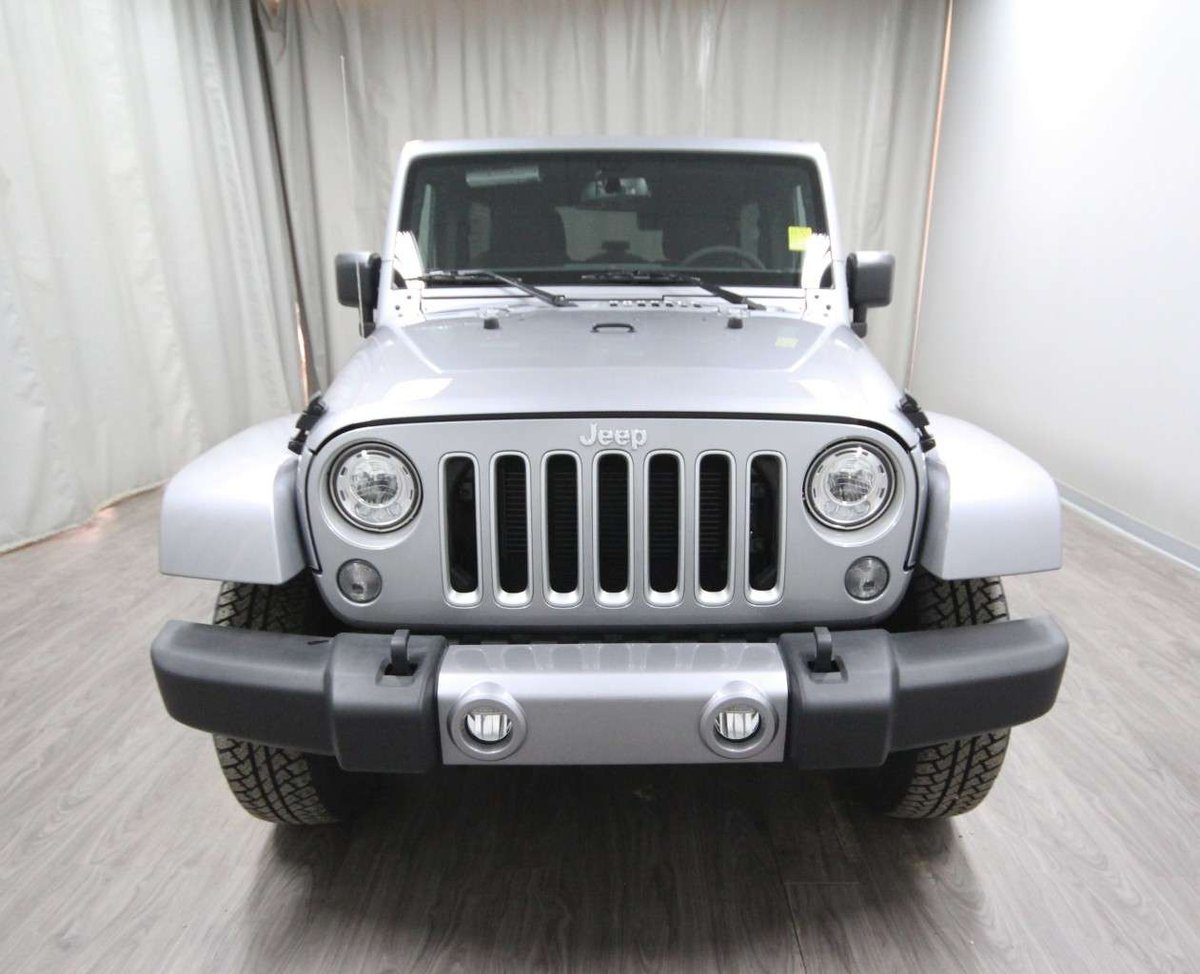 2018 Jeep WRANGLER JK UNLIMITED for sale in Moose Jaw, Saskatchewan