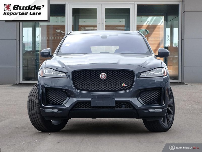 2018 Jaguar F-PACE for sale in Oakville, Ontario