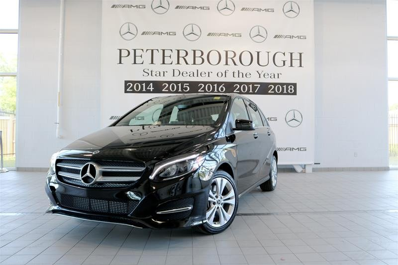 2018 Mercedes-Benz B-Class for sale in Peterborough, Ontario