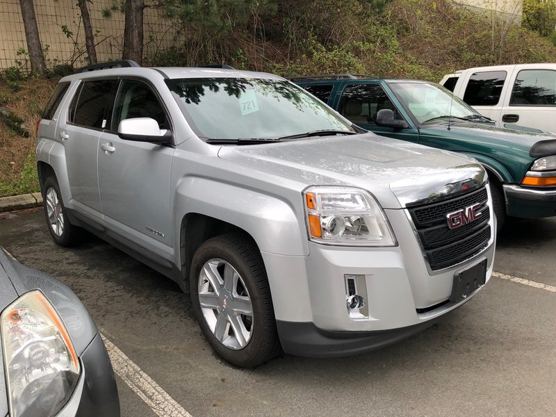 2010 GMC Terrain for sale in Victoria, British Columbia