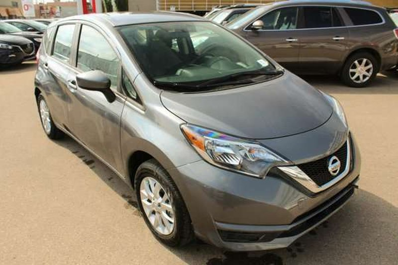 2018 Nissan Versa Note for sale in Edmonton, Alberta