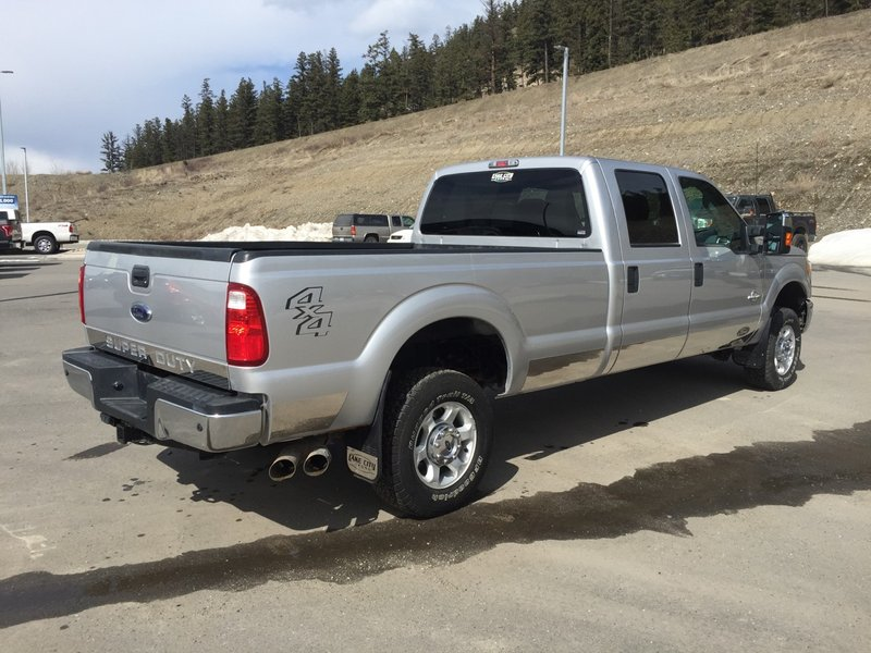 2016 Ford F-350 for sale in Williams Lake, British Columbia