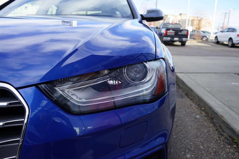 2015 Audi S4 for sale in Edmonton, Alberta