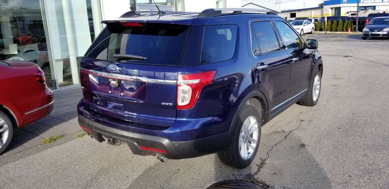2011 Ford Explorer for sale in Langley, British Columbia