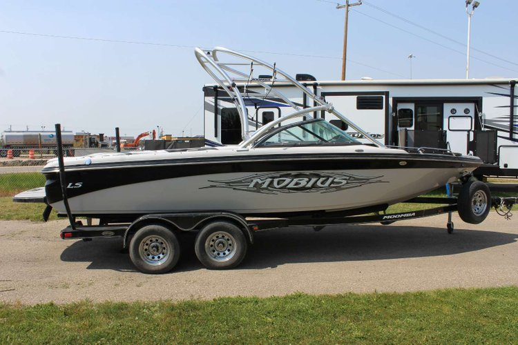 2007 Moomba Mobius LS For Sale In Red Deer Alberta