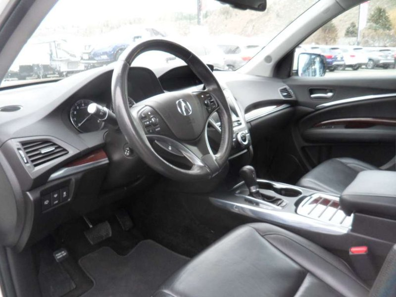 2015 Acura MDX for sale in Kamloops, British Columbia