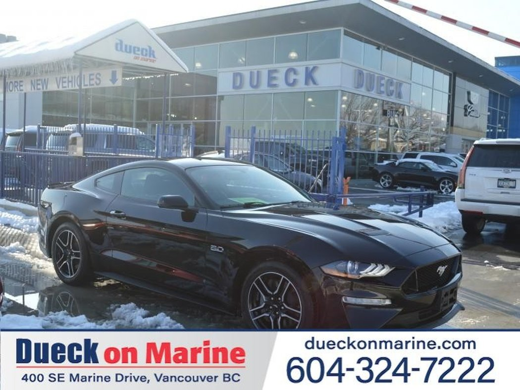 2018 Ford Mustang for sale in Vancouver