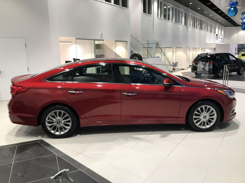 2015 Hyundai Sonata for sale in Winnipeg, Manitoba