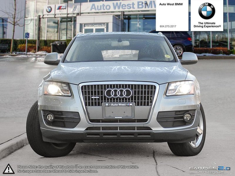 2011 Audi Q5 for sale in Richmond, British Columbia