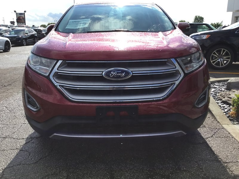 2016 Ford Edge for sale in Tilbury, Ontario
