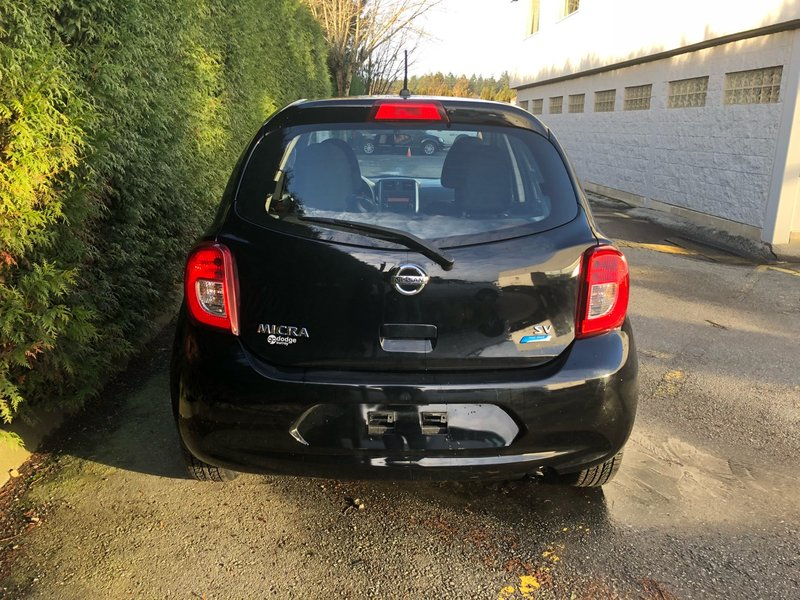 2015 Nissan Micra for sale in Surrey, British Columbia