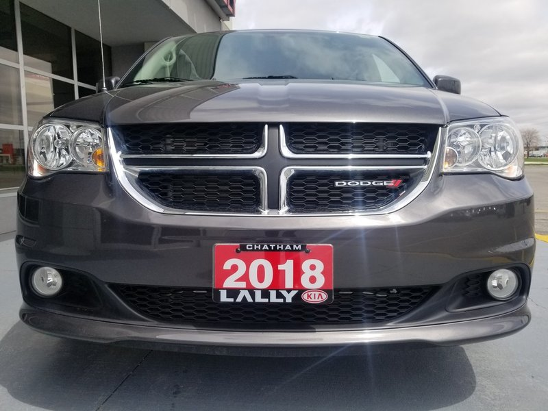 2018 Dodge Grand Caravan for sale in Chatham, Ontario