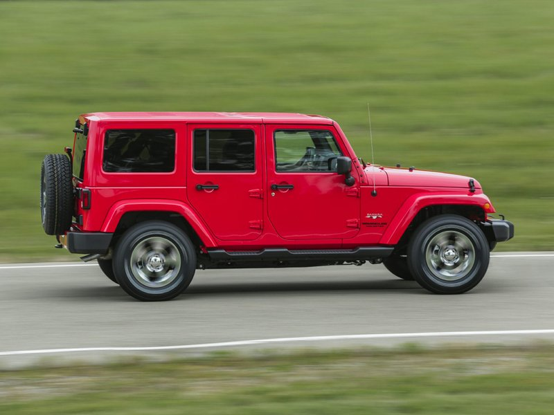 2018 Jeep WRANGLER JK UNLIMITED for sale in Toronto, Ontario