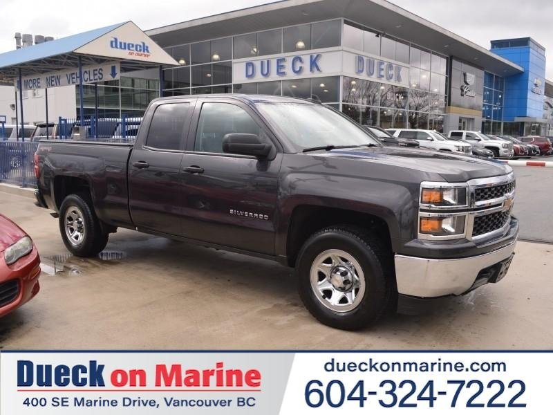 2015 Chevrolet Silverado 1500 for sale in Vancouver, British Columbia