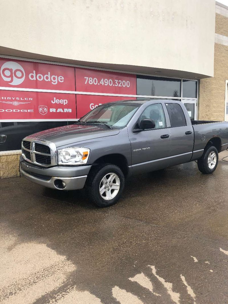 2007 Dodge Ram 1500 for sale in Edmonton, Alberta