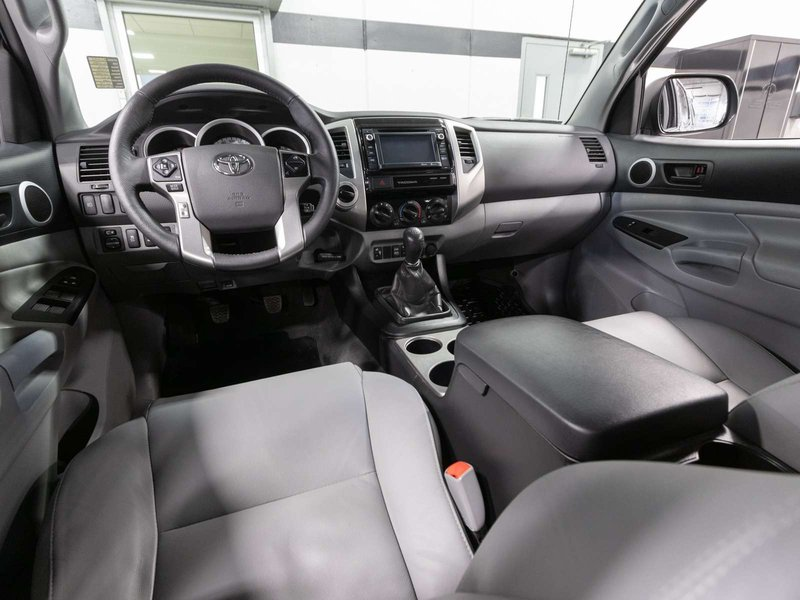 2015 Toyota Tacoma for sale in Kelowna, British Columbia