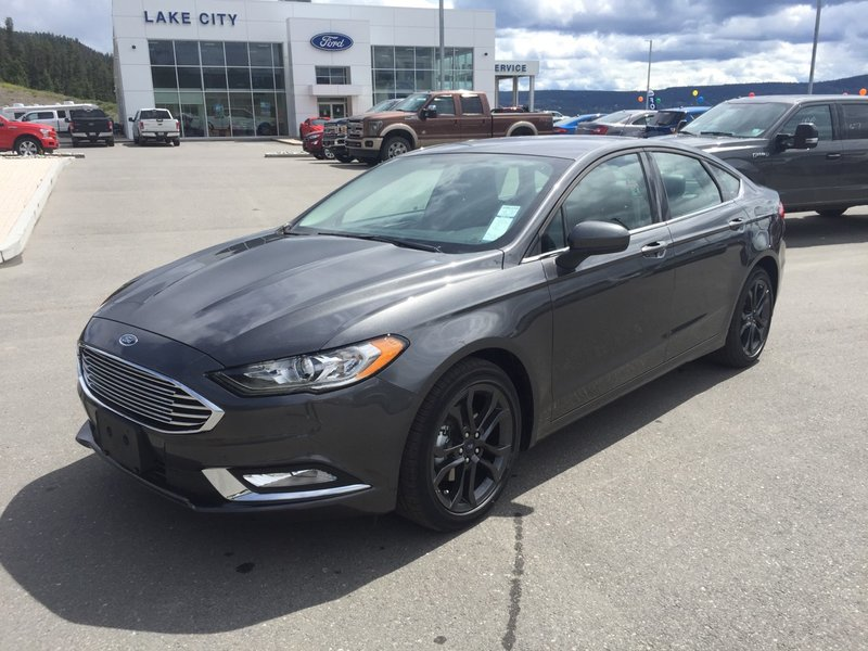 2018 Ford Fusion for sale in Williams Lake, British Columbia