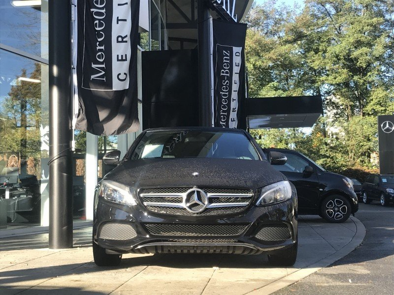 2016 Mercedes-Benz C-Class for sale in Surrey, British Columbia