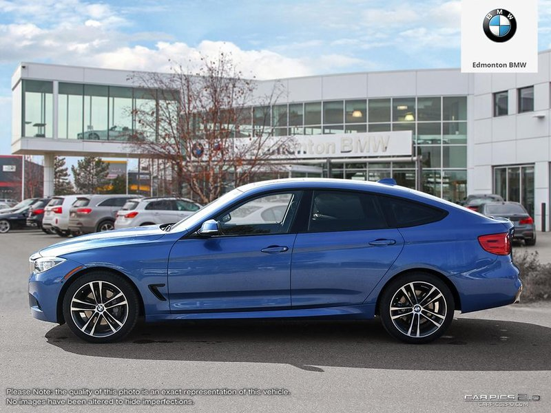 2016 BMW 3 Series Gran Turismo for sale in Edmonton, Alberta